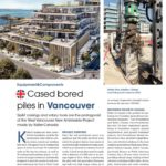 thumbnail of Cased bored piles in Vancouver