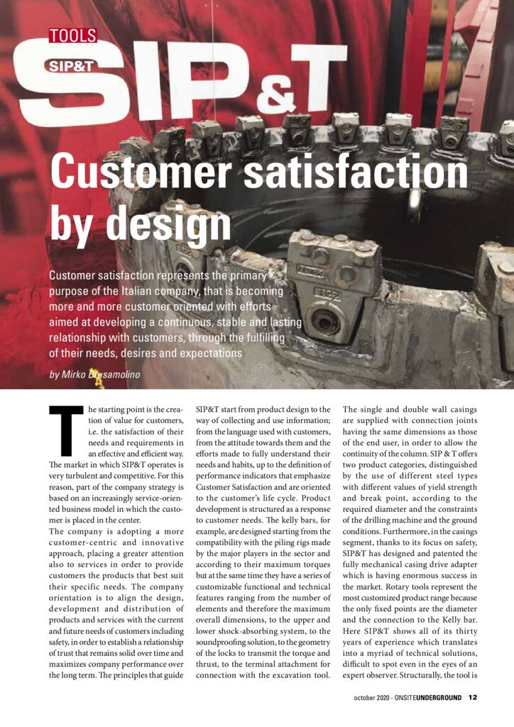 thumbnail of Customer satisfaction by design